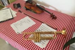 traba-skrzypce